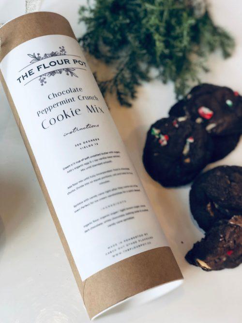 Chocolate Peppermint Crunch Gourmet Cookie Mix